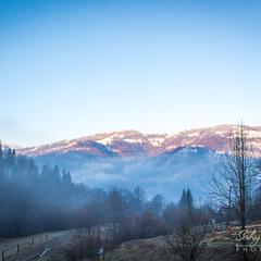 Ранок в горах...