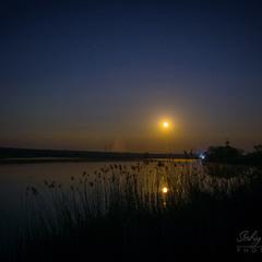 Місячна ніч...