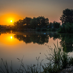 Ранкове сонце...