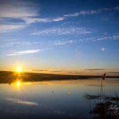 Ранкове сонце посміхається!..