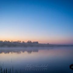 Ранковий туман...