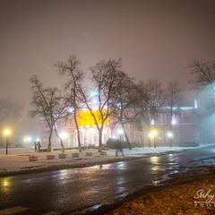 Місто в тумані...