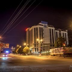 Вечірнє місто...