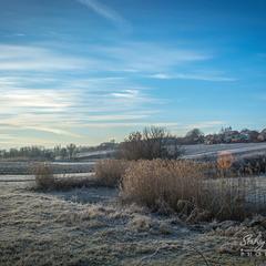 Ранковий краєвид...