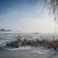 Зимовий краєвид...
