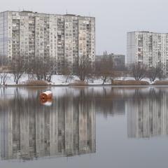 Киев. Березняки. Тельбин.