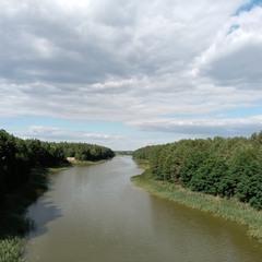 Річкові простори  біля Канева