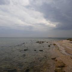 Осеннее побережье...
