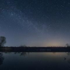 Весенний Млечный путь