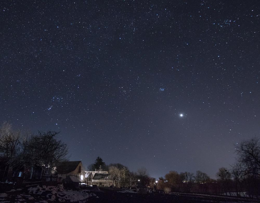 программы для обработки фотографий звездного неба написать его