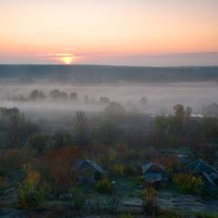 осіння ранкова