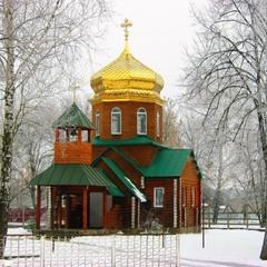 Песня дереву. Деревянная церковь Иоанна Богослова.