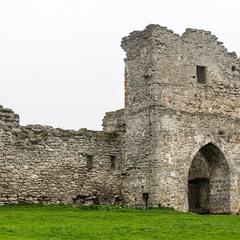 Замок на горе Бонна