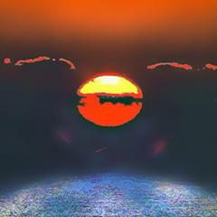Приводнення Сонця.
