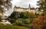 Замок династии Гогенцоллернов-Зигмаринге нов