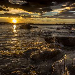 Чудо солнца и воды