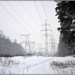 Енергетичний пейзаж
