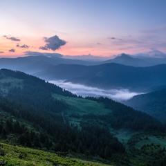 Прокидаються гори