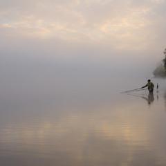 Споймать туман