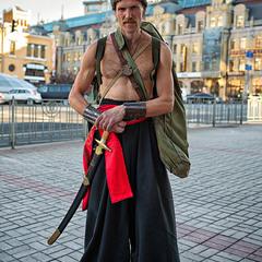 Справжній український козак.