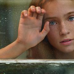 окна души
