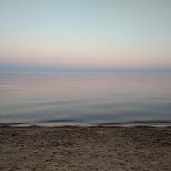 Quiet & Mild Pink Sea
