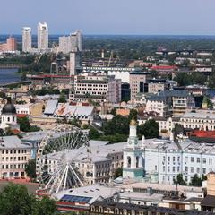 Я люблю тебя Киев