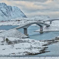мости Атлантичної дороги...