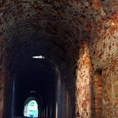 Фортовими коридорами...