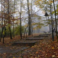Сходи в осінь