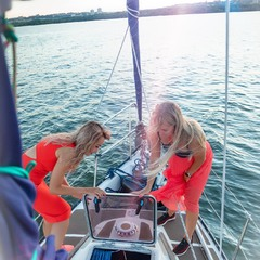 Yachting female)))