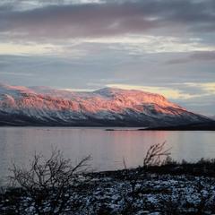 Где то возле Норвегии