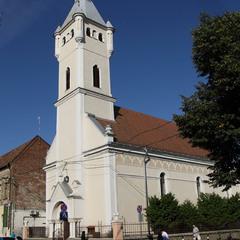 Реформатська церква (Мукачево)