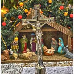 Святий вечір на поріг- світлого Різдва для всіх!