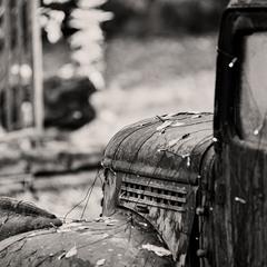 """Lost Old Car"""