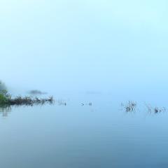 синій туман