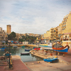 colours of malta