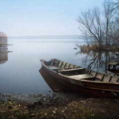 Тихая гавань..