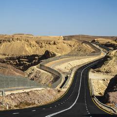 Граница. Иордания-Израиль