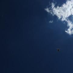 Дрон и облако / Drone & cloud