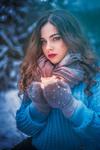 Вогонь думок розтоплює сніги...