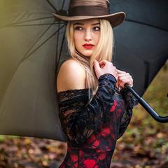 Духм'яна юність, дощ і парасолька)... продовження)