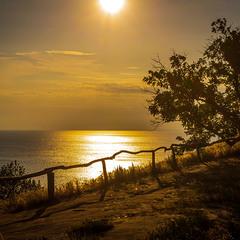 Гора Пивиха, Кременчуцьке море...