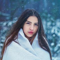 Зимова принцеса!