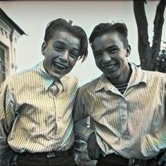 ДРУЗЯКИ 1950х