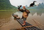Китай  Река   Ли. Тот самый, легендарный старик!