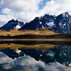 Южная  Америка  Чили   ПАТАГОНИЯ