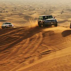 ОАЭ  Гонки  по Аравийской  пустыне