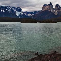 ЮА Патагония. Аргентина. Национальный заповедник  Торес  дель Пайн