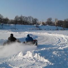 Зимові перегони